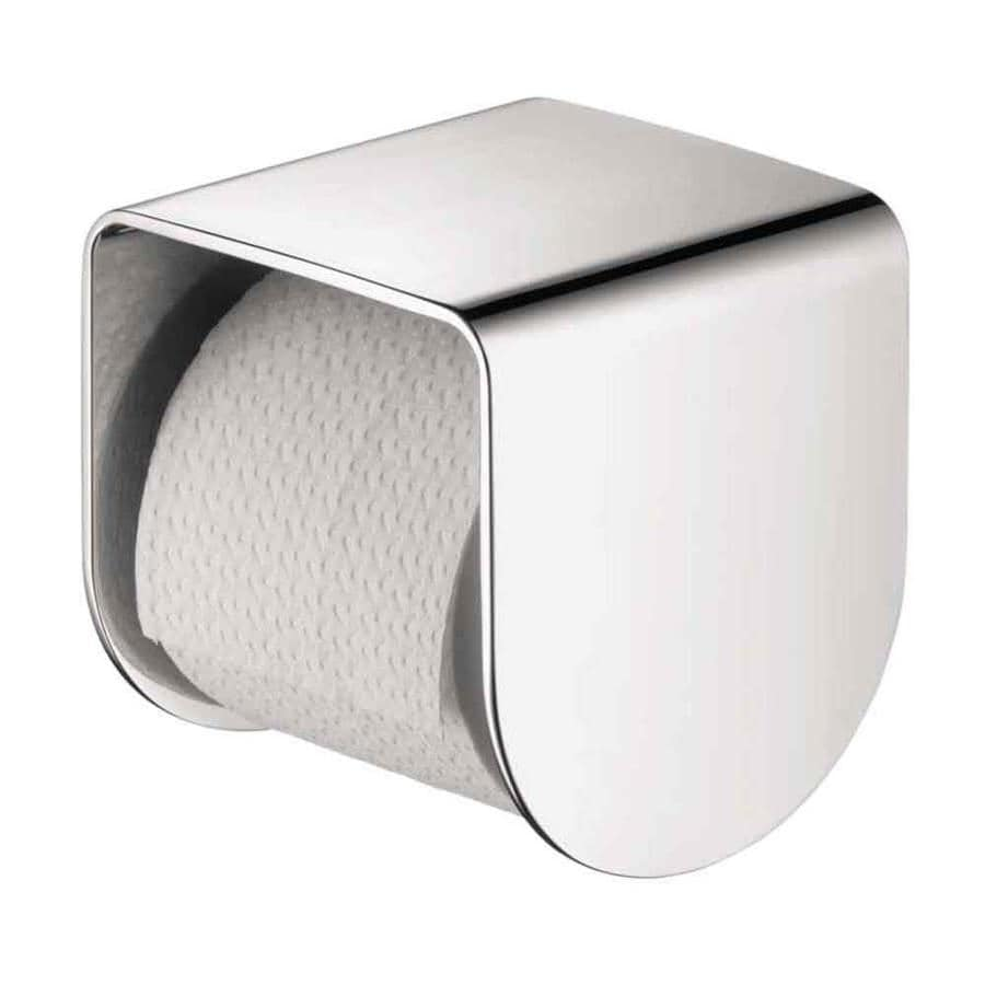 Hansgrohe Axor Urquiola Chrome Surface Mount Toilet Paper Holder