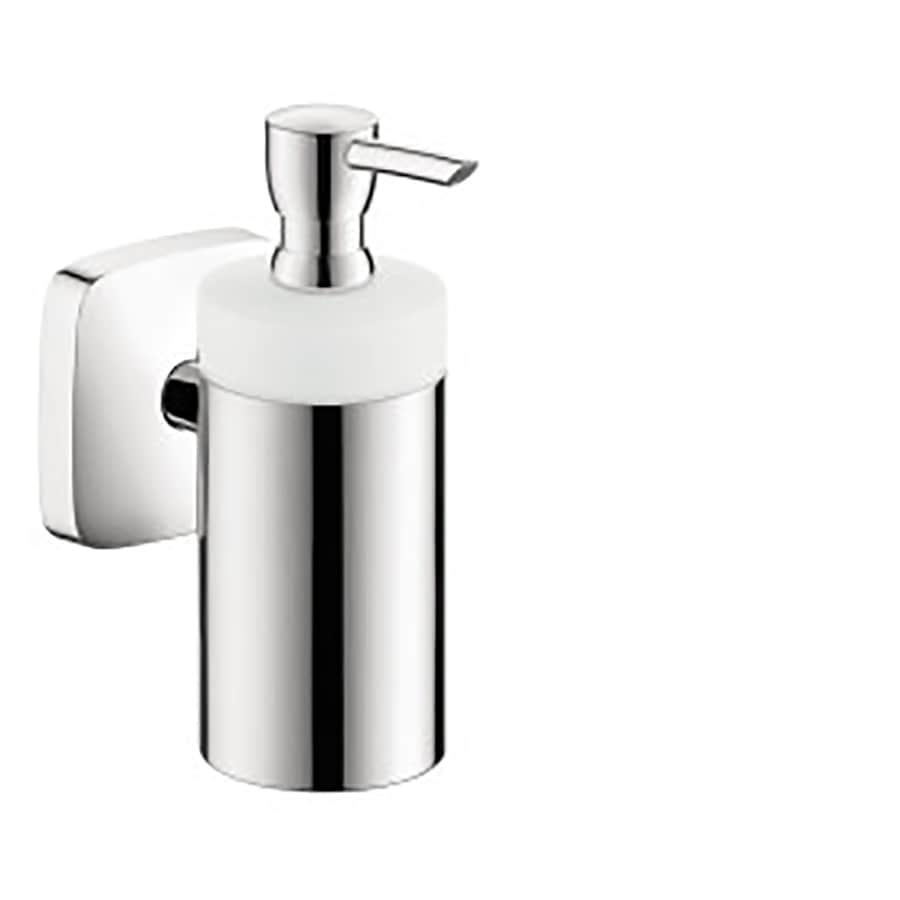 Hansgrohe Puravida Chrome Soap and Lotion Dispenser