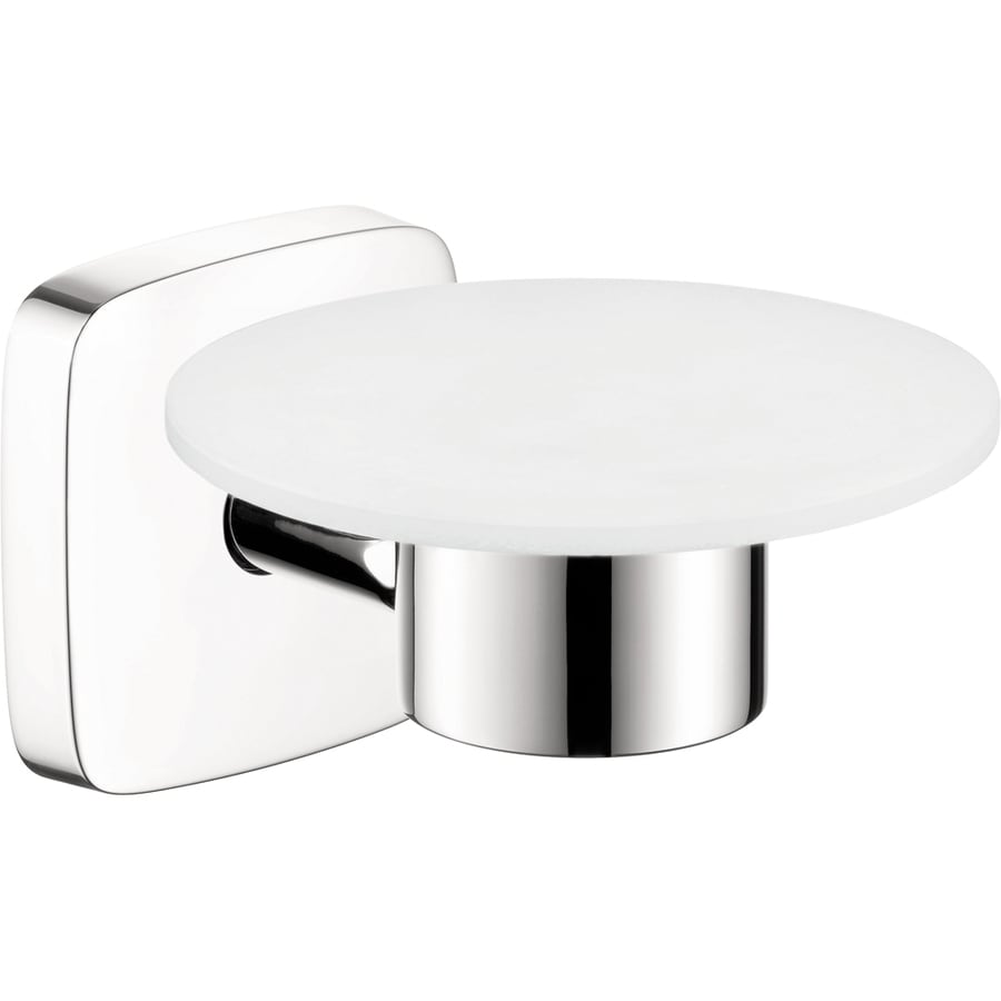 Hansgrohe Puravida Chrome Brass Soap Dish