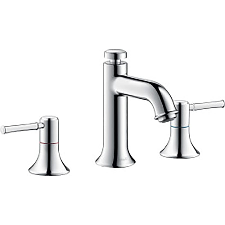 Hansgrohe Talis C Chrome 2-Handle Widespread WaterSense Bathroom Faucet (Drain Included)