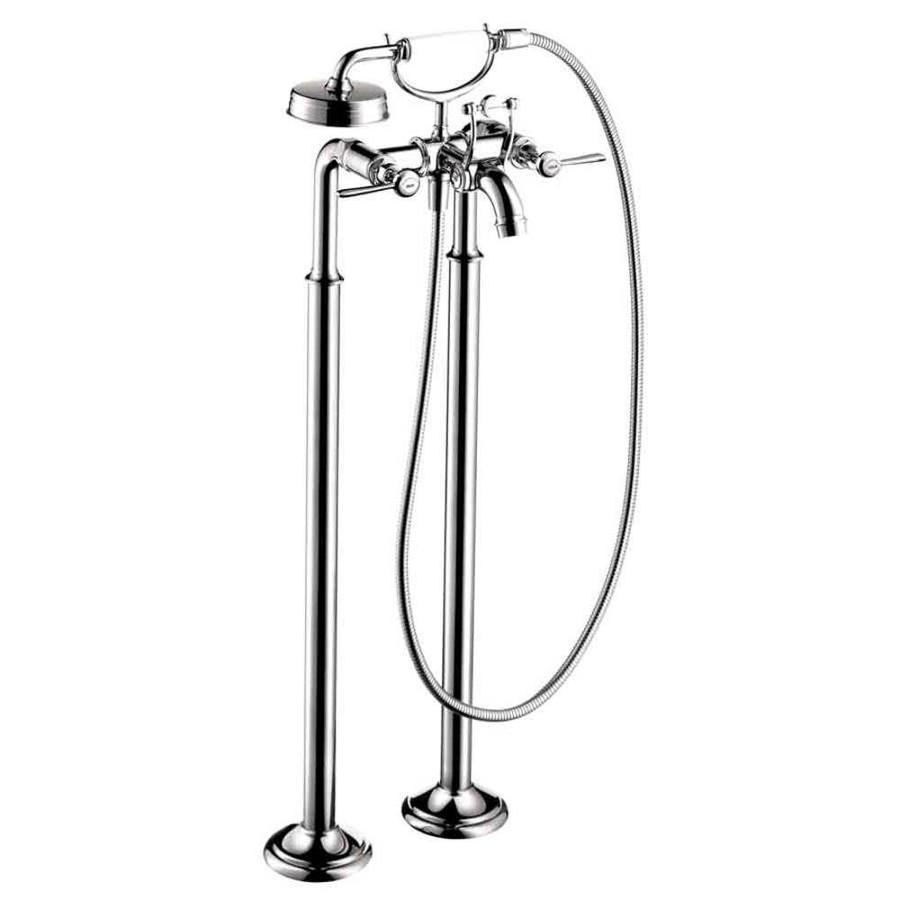 Hansgrohe Axor Montreux Chrome 2-Handle Freestanding Bathtub Faucet