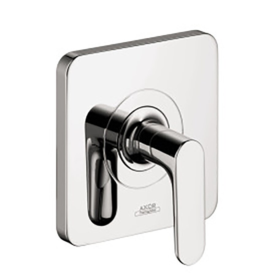 Shop hansgrohe chrome lever shower handle at - Hansgrohe shower handle ...