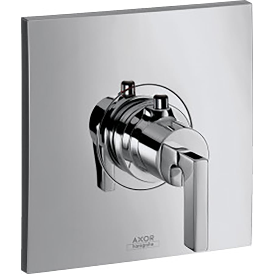 Shop hansgrohe chrome shower handle at - Hansgrohe shower handle ...