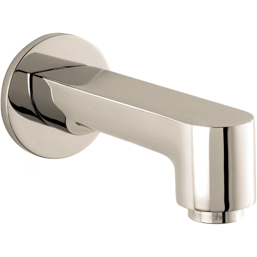 Hansgrohe Nickel Bathtub Spout