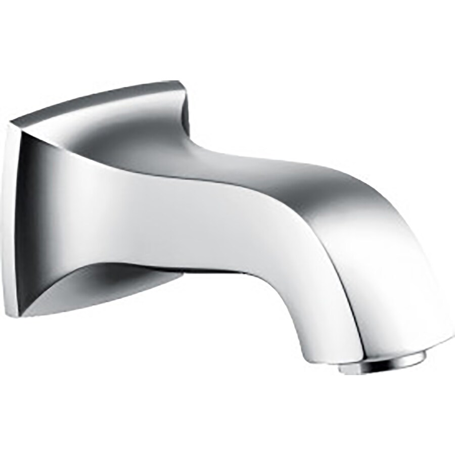 Hansgrohe Chrome Bathtub Spout