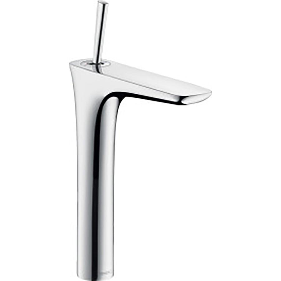 Hansgrohe Puravida Chrome 1-Handle Single Hole Bathroom Faucet