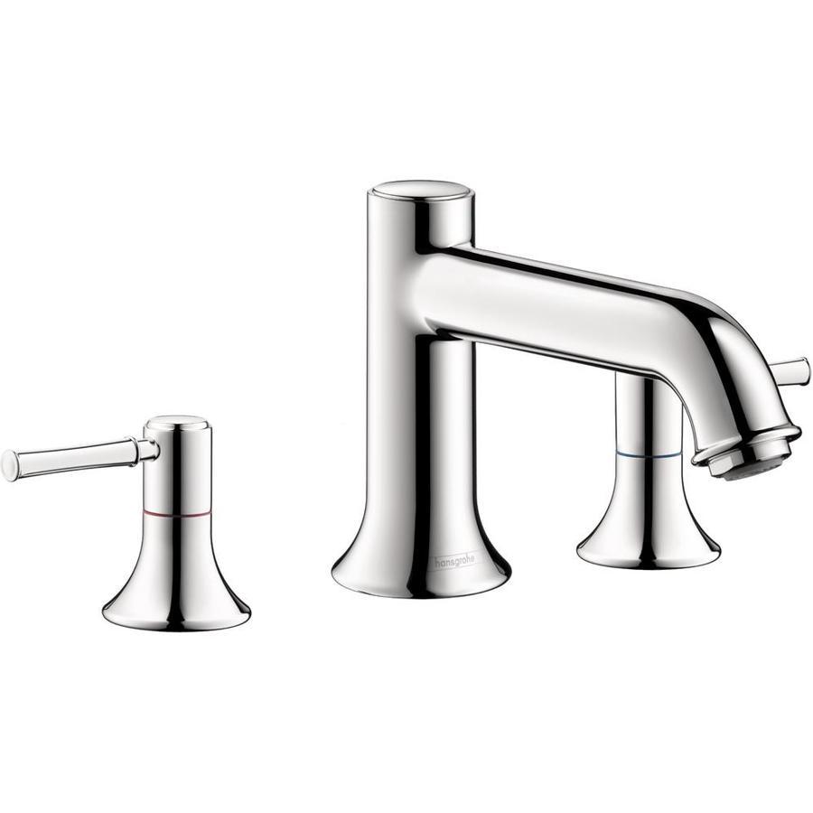 Hansgrohe Talis C Chrome 2-Handle Deck Mount Bathtub Faucet