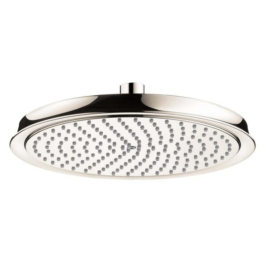 Hansgrohe HG Polished Nickel 1-Spray Shower Head