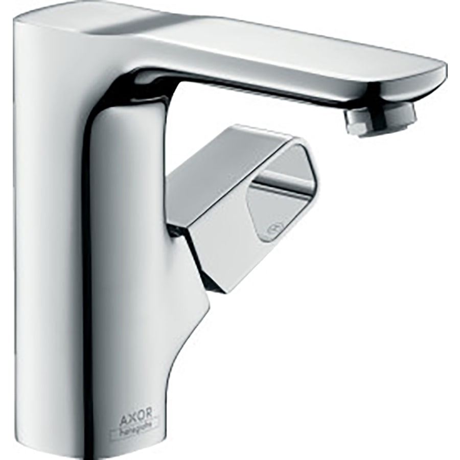 Hansgrohe Axor Urquiola Chrome 1-Handle Single Hole Bathroom Faucet (Drain Included)
