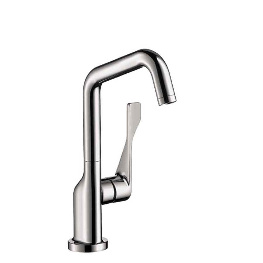 Hansgrohe Axor Kitchen Chrome 1-Handle Bar and Prep Faucet