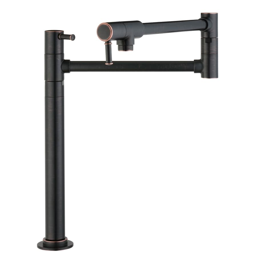 Hansgrohe Hg Kitchen Rubbed Bronze Pot Filler Kitchen Faucet