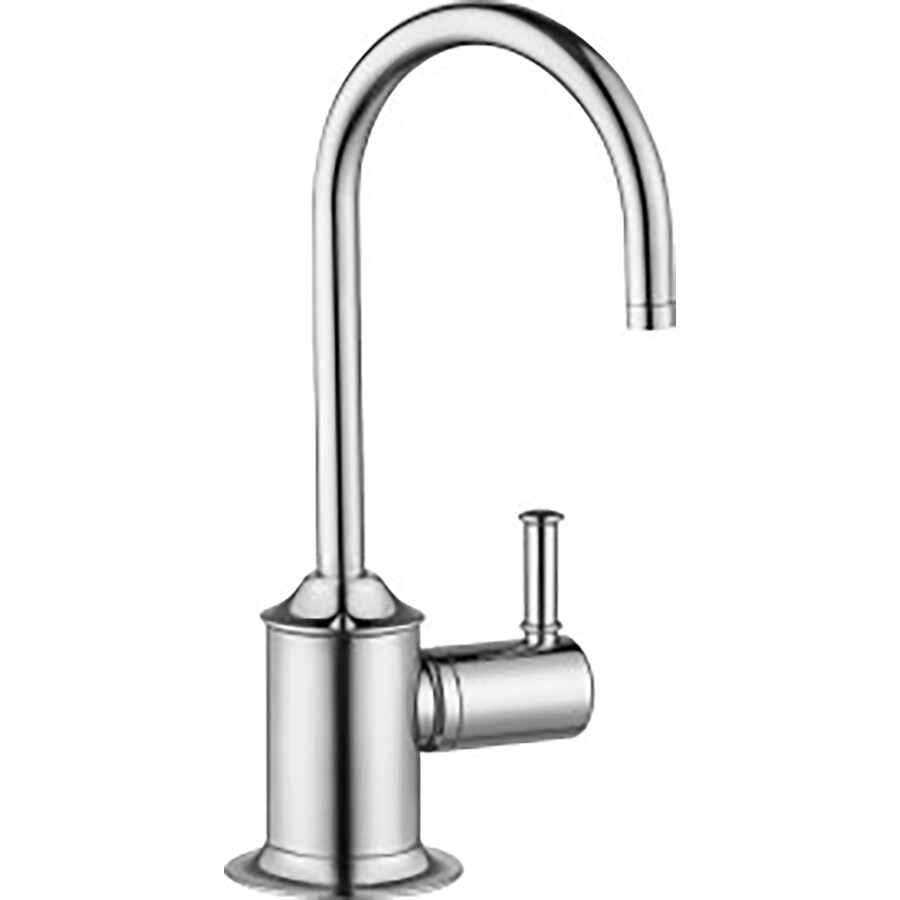 Hansgrohe HG Kitchen Chrome 1-Handle Bar and Prep Faucet
