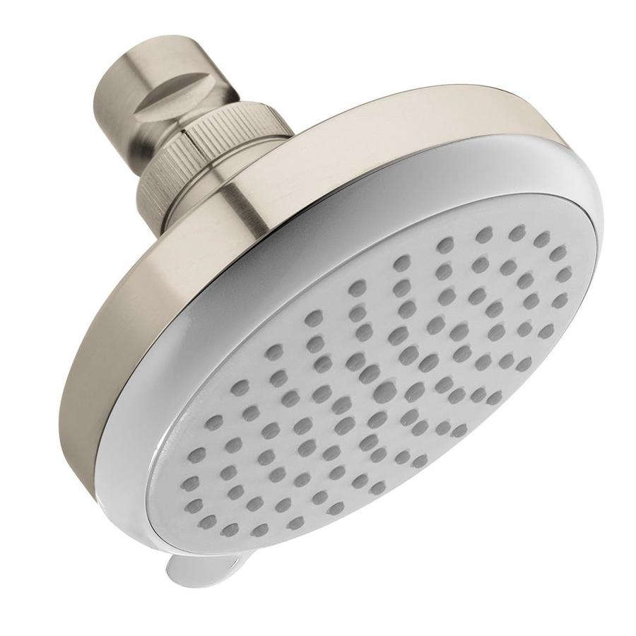 Hansgrohe HG Brushed Nickel 3-Spray Shower Head