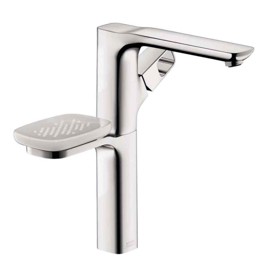Shop hansgrohe axor urquiola chrome 1 handle single hole - Hansgrohe shower handle ...