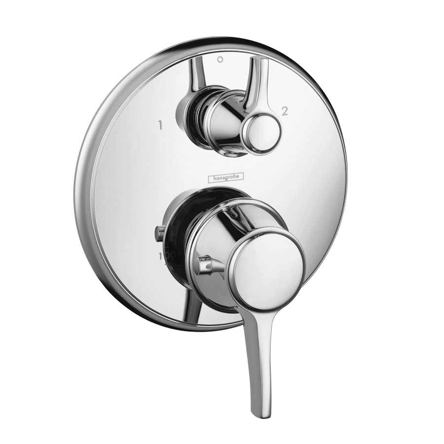 Hansgrohe Chrome Tub/Shower Trim Kit
