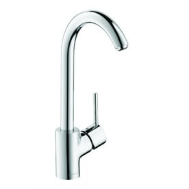 Hansgrohe Talis S Single-Handle Bar Faucet in Chrome