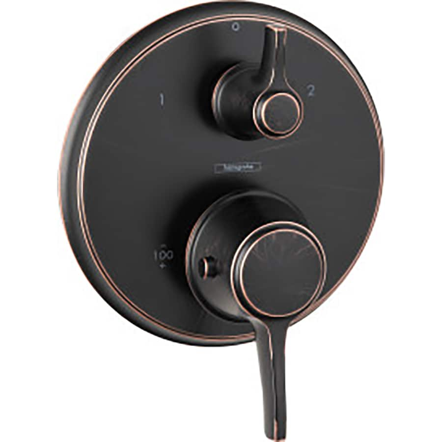 Hansgrohe Rubbed Bronze Shower Handle