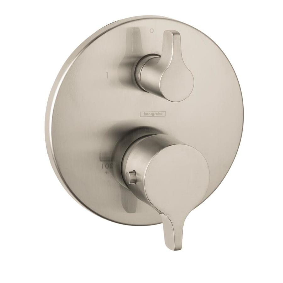 Hansgrohe Brushed Nickel Shower Handle