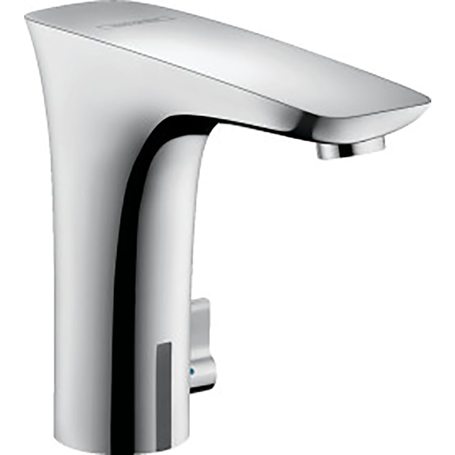Hansgrohe Puravida Chrome Touchless Single Hole Bathroom