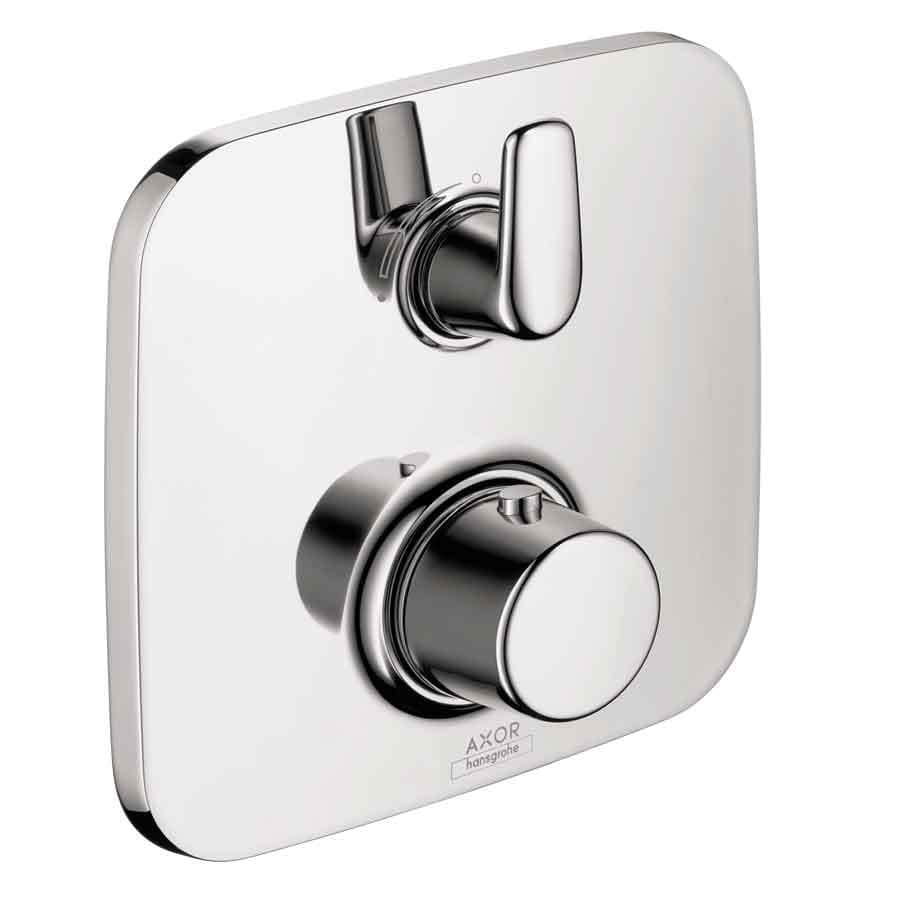 Hansgrohe Axor Bouroullec Thermostatic Trim with Volume Control in Chrome