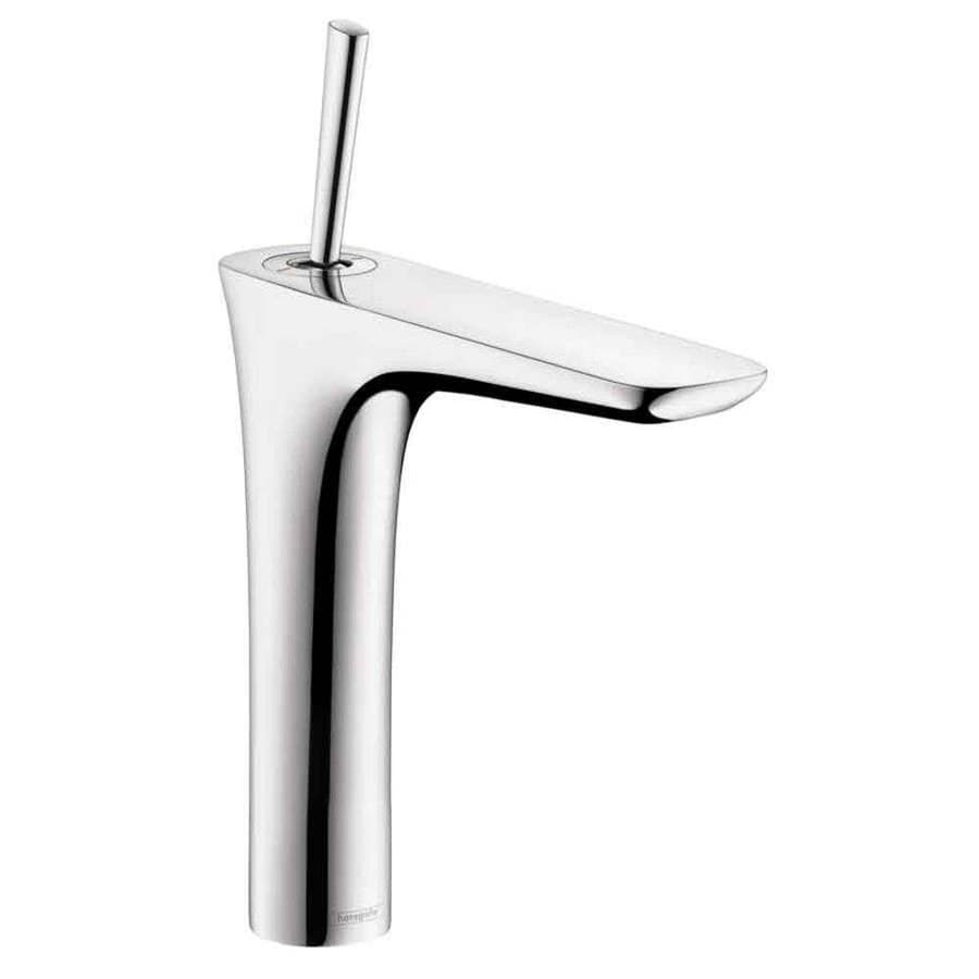 Shop hansgrohe puravida chrome 1 handle single hole - Hansgrohe shower handle ...