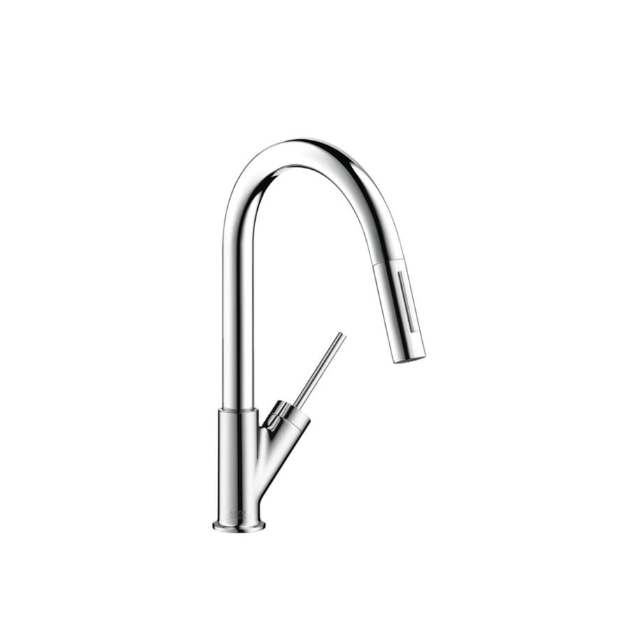 Hansgrohe Starck Chrome 1-Handle Kitchen Faucet