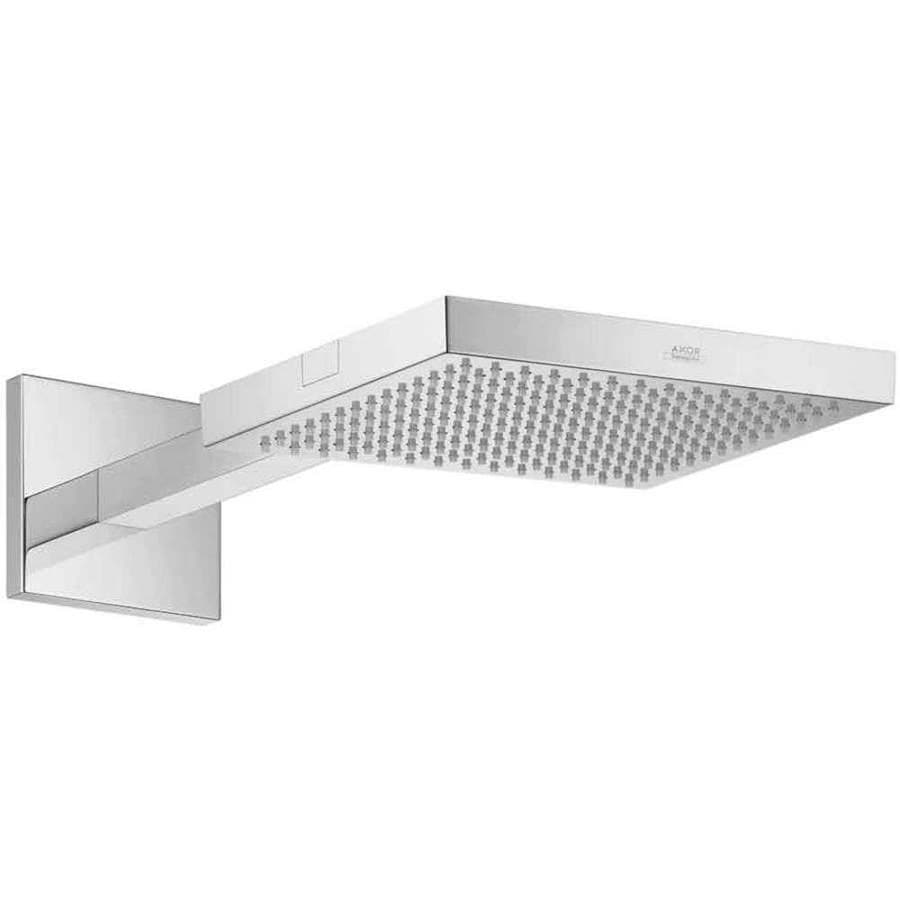 Hansgrohe Axor Starck 9.5-in 2.5-GPM (9.5-LPM) Chrome 1-Spray Showerhead