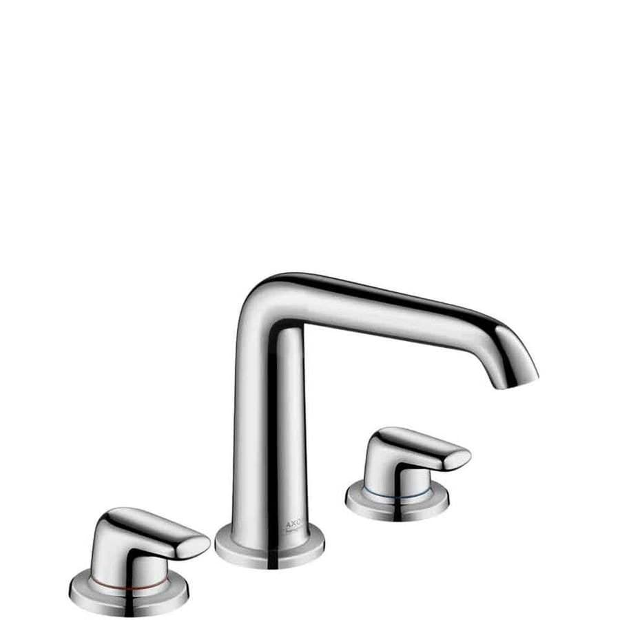 shop hansgrohe axor bouroullec chrome 2 handle widespread