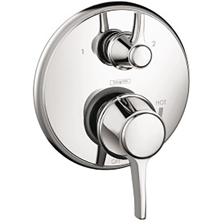Hansgrohe Chrome Shower Handle