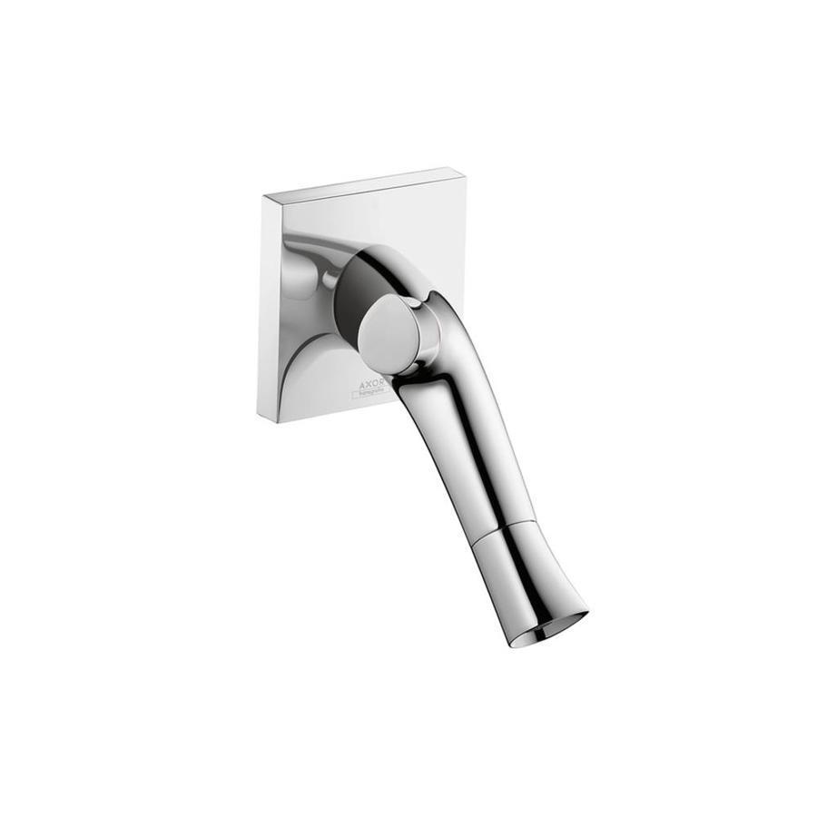 Hansgrohe Starck Chrome 2-Handle Single Hole WaterSense Bathroom Faucet
