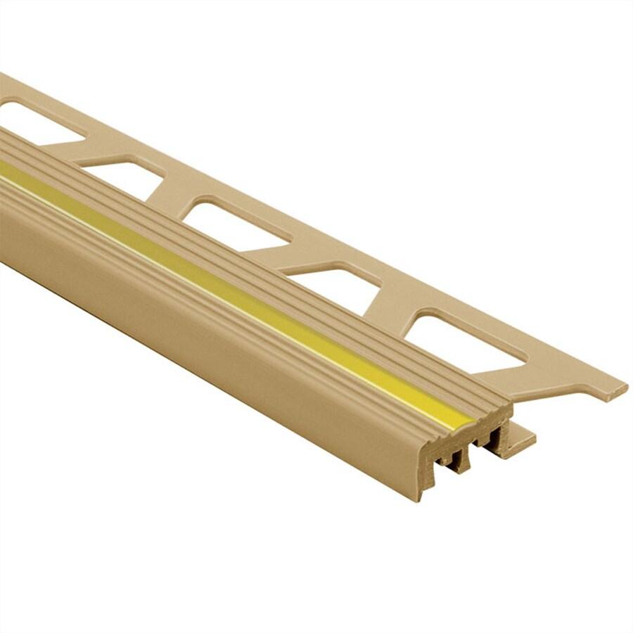 Schluter Systems 3/4-in PVC Stair Nosing Trim