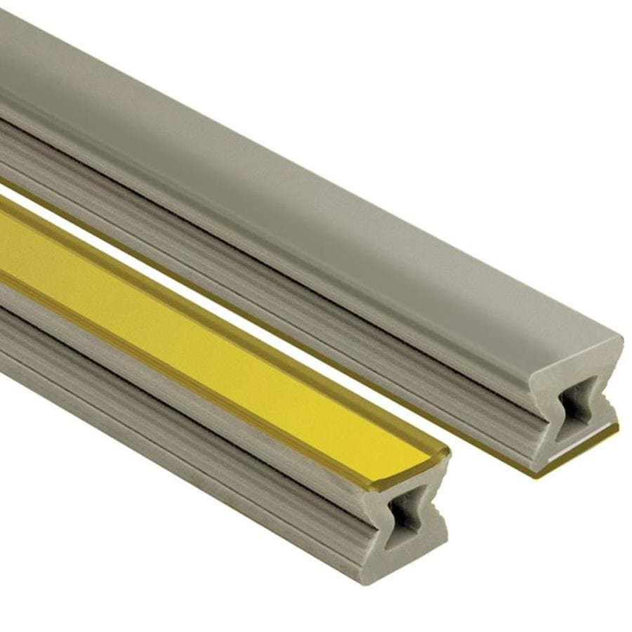 Schluter Systems Dilex-EZ 0.25-in W x 98.5-in L PVC Tile Edge Trim