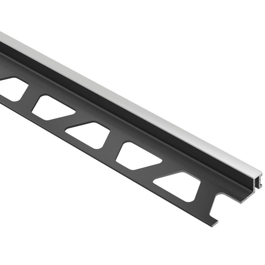 Schluter Systems Dilex-BWA 0.25-in W x 98.5-in L PVC Tile Edge Trim