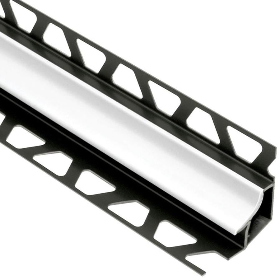 Schluter Systems Dilex-HK 0.344-in W x 98.5-in L PVC Tile Edge Trim