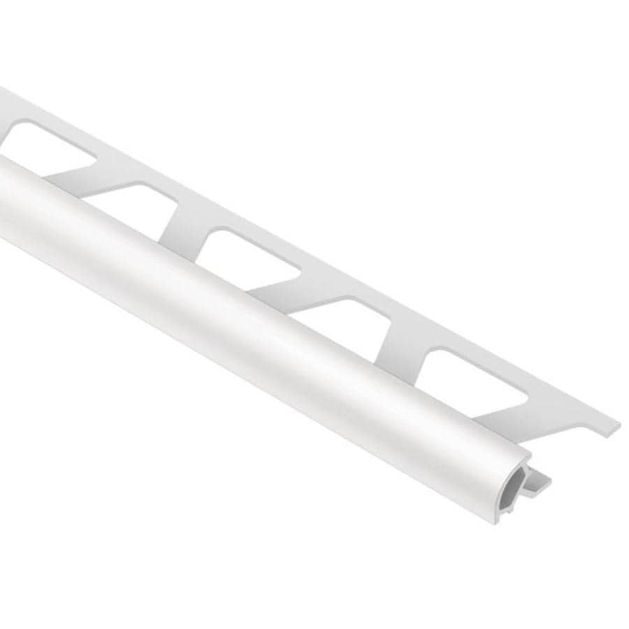 Schluter Systems Rondec 0.313-in W x 98.5-in L PVC Tile Edge Trim
