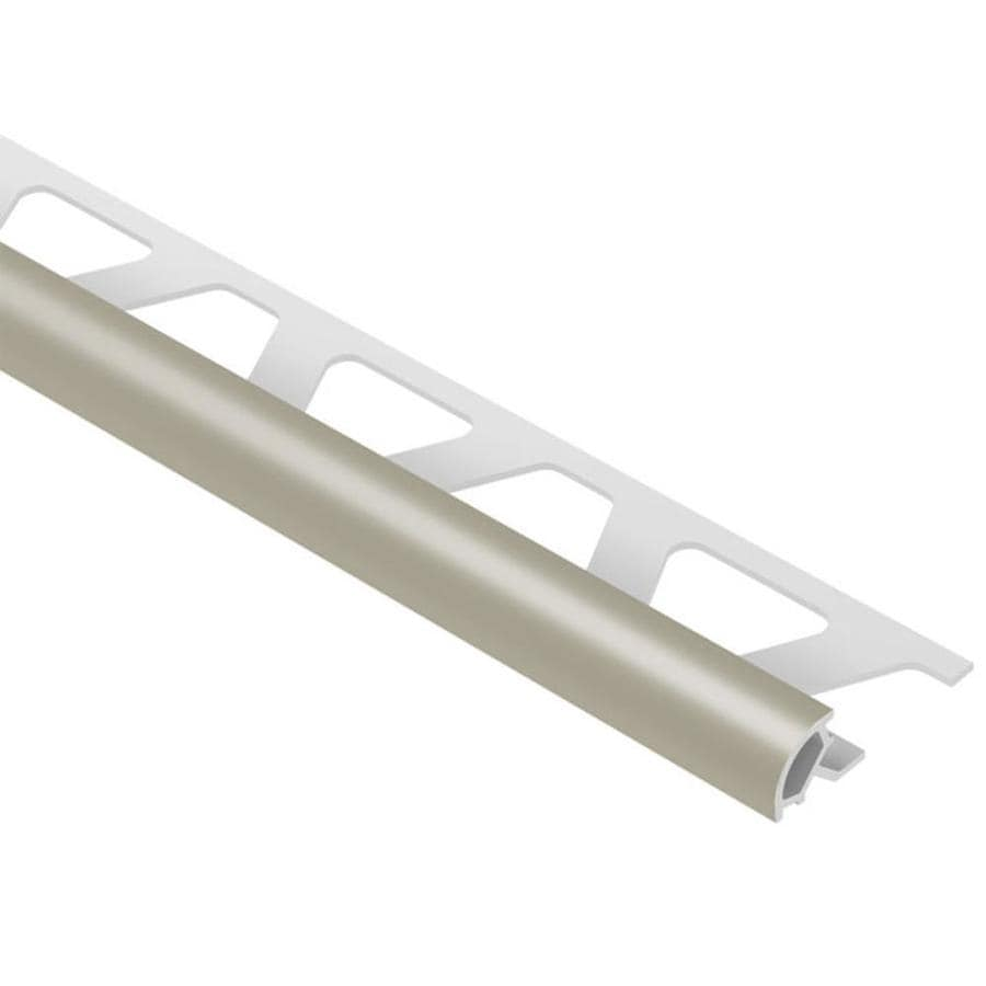 Schluter Systems Rondec 0.375-in W x 98.5-in L PVC Tile Edge Trim