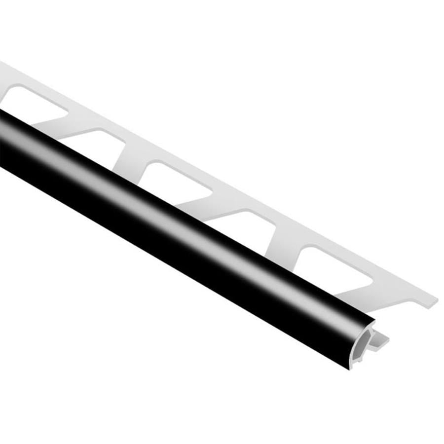 Schluter Systems Rondec 0.375-in W x 98.5-in L PVC Commercial/Residential Tile Edge Trim