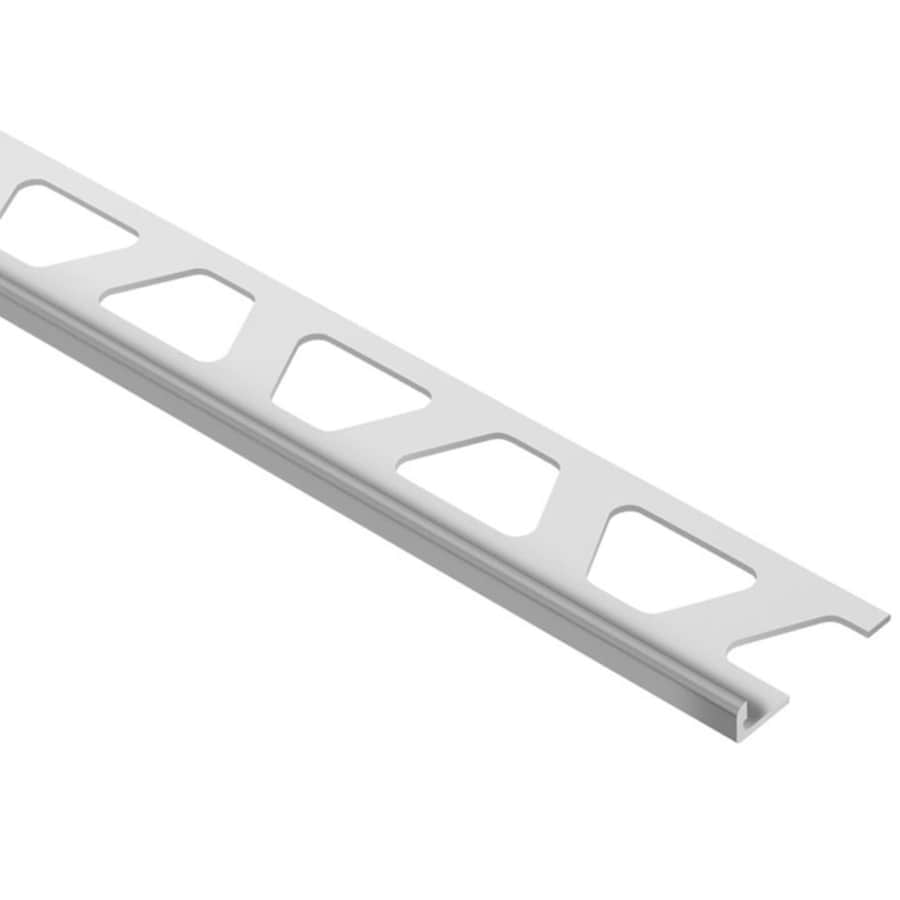 Schluter Systems Jolly 0.125-in W x 98.5-in L Aluminum Tile Edge Trim