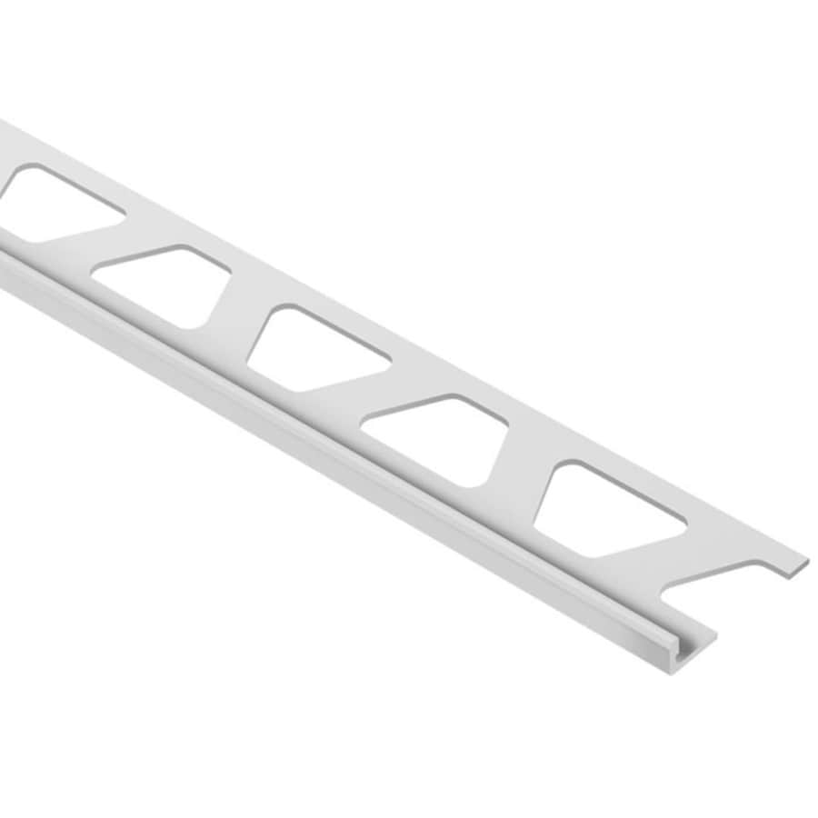 Shop Schluter Systems Jolly 0.125-in W x 98.5-in L Aluminum Tile ...