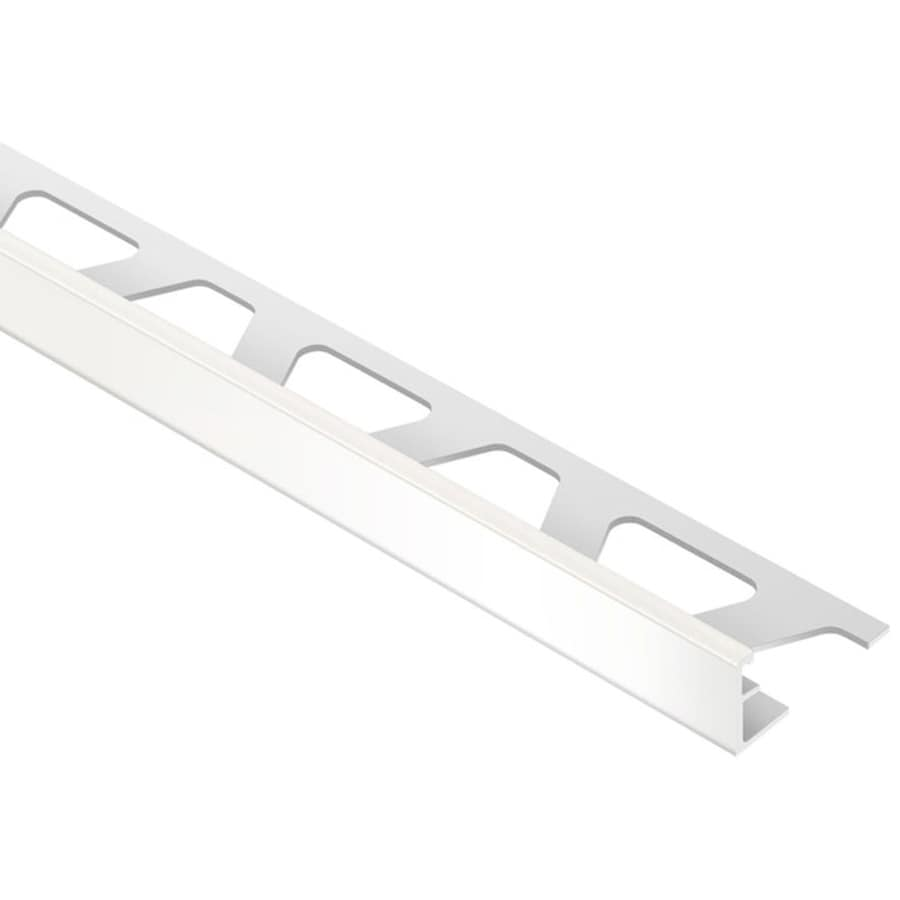 Schluter Systems Jolly 0.375-in W x 98.5-in L Aluminum Tile Edge Trim