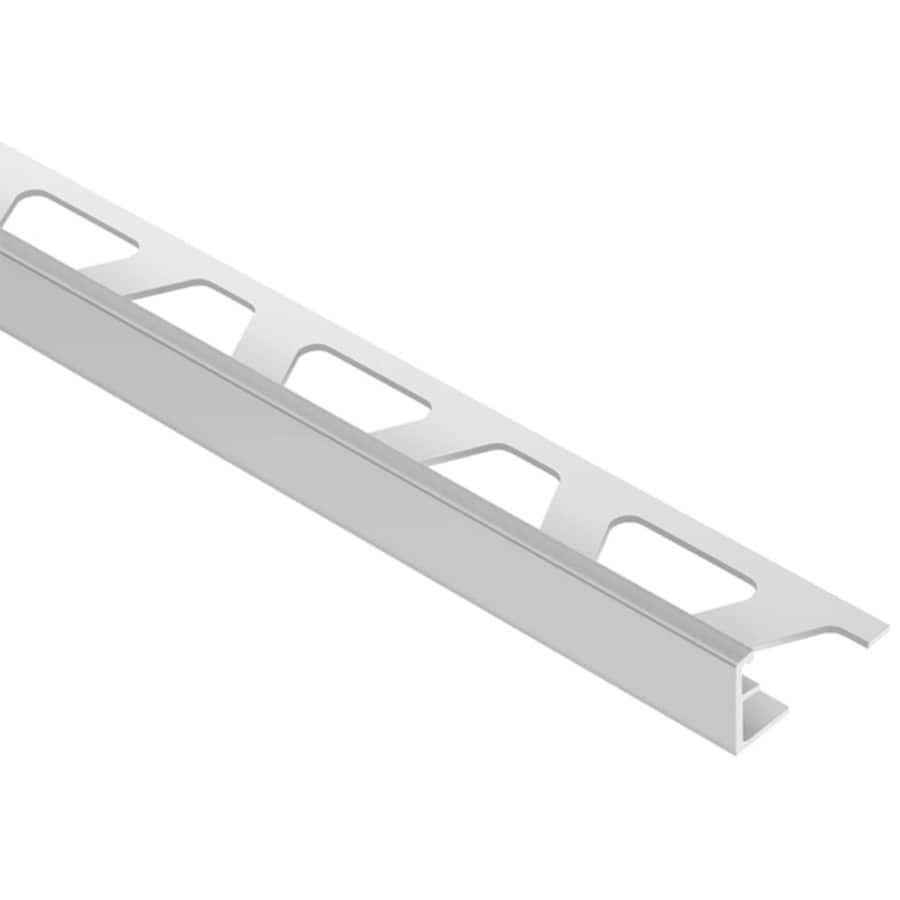 Schluter Systems Jolly 0.5-in W x 98.5-in L PVC Tile Edge Trim