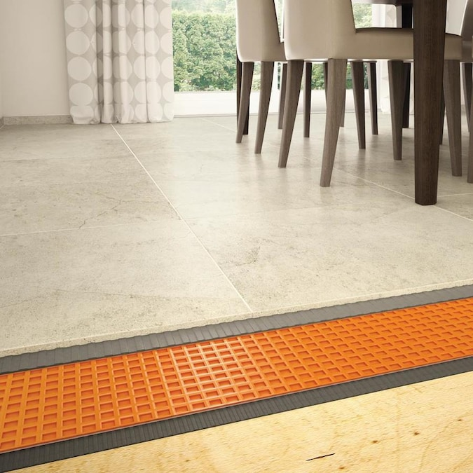 Schluter Systems Ditra 323 Sq Ft Orange