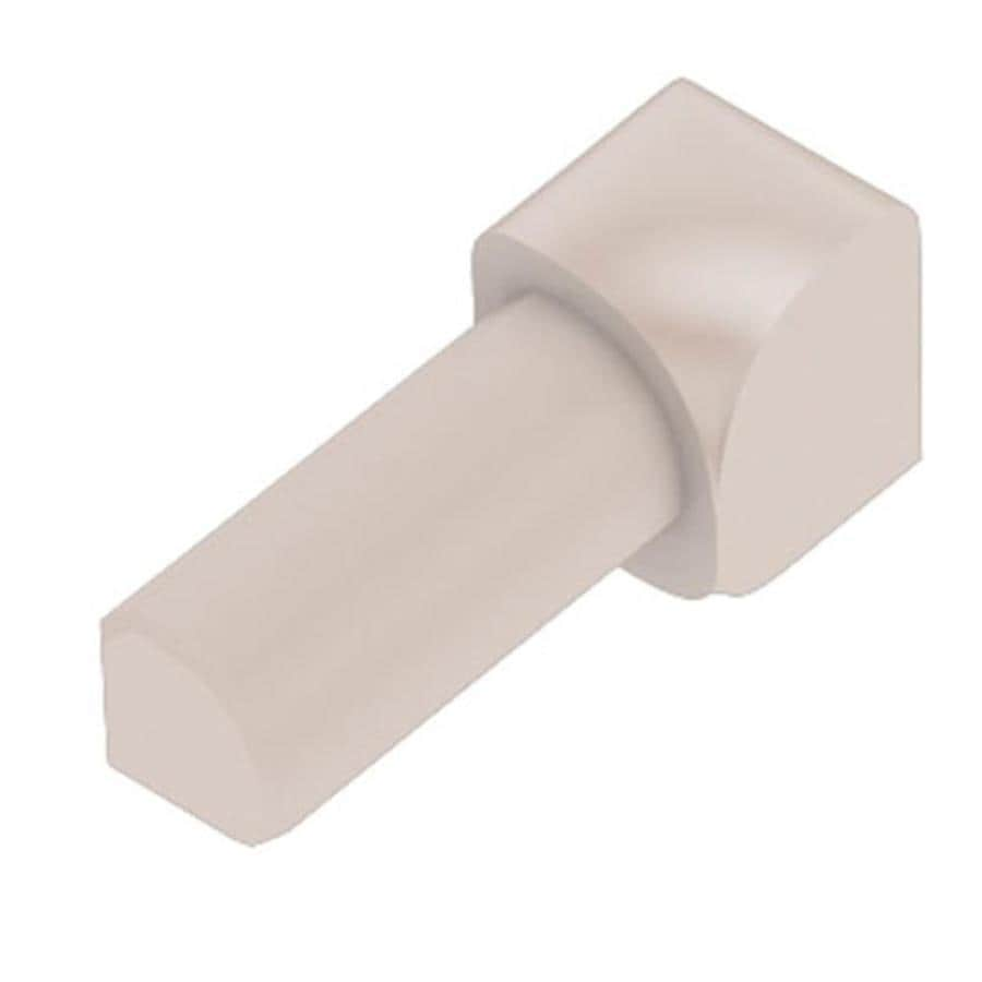 Schluter Systems 0.313-in W x 1-in L PVC Commercial/Residential Tile Edge Trim