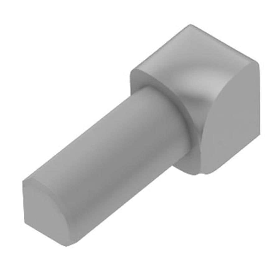 Schluter Systems Rondec 0.375-in W x 1-in L PVC Tile Edge Trim