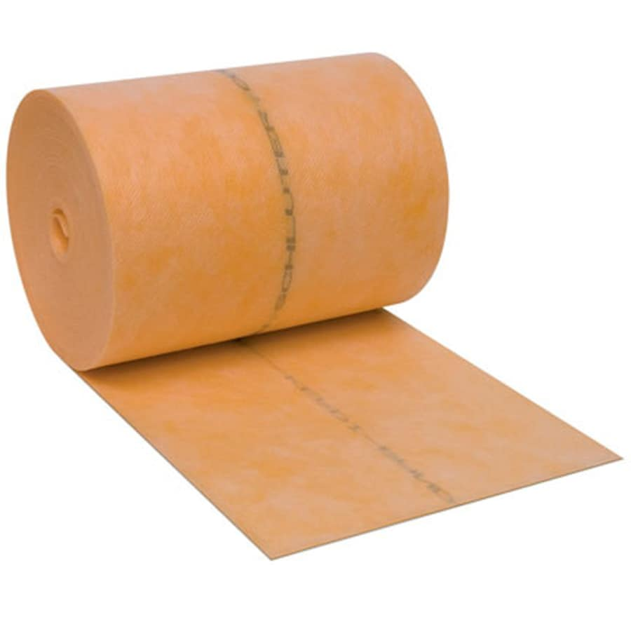 Schluter Systems Kerdi Orange Plastic Waterproofing Tile Membrane