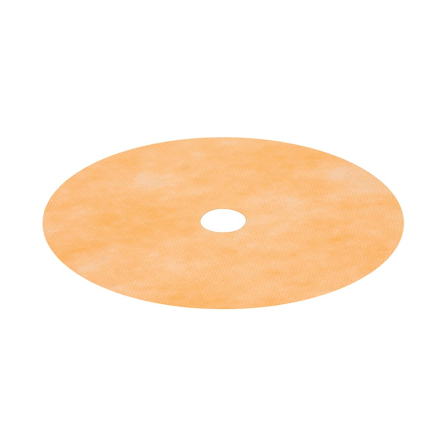 Schluter Systems Orange Plastic Commercial/Residential Waterproofing Tile Membrane