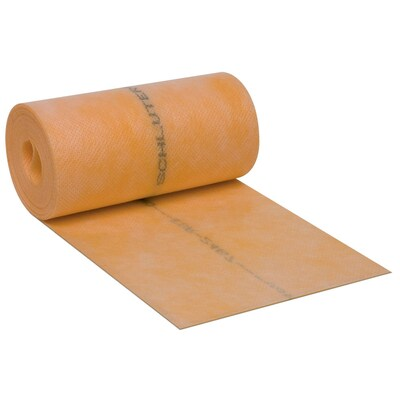 Schluter Systems Kerdi-Band Orange Plastic Waterproofing