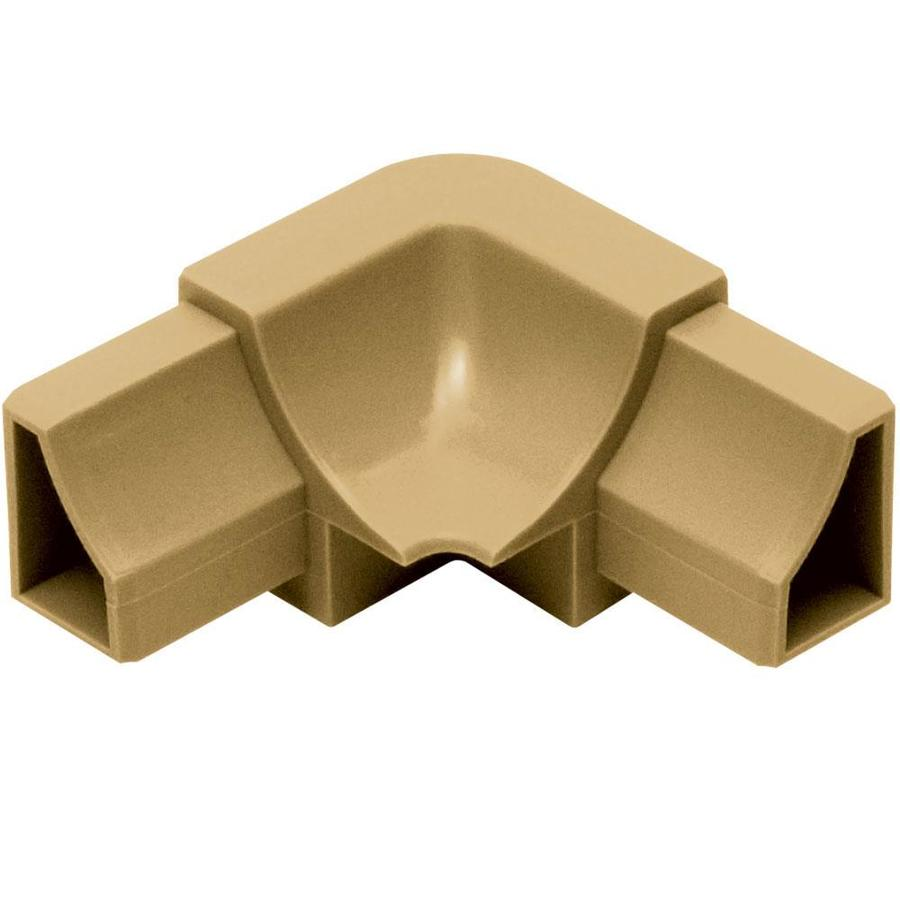 Schluter Systems Dilex-HK 1-in W x 2-in L PVC Tile Edge Trim