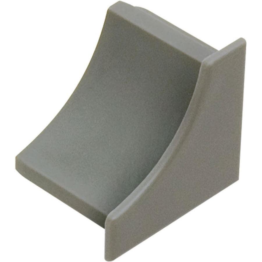 Schluter Systems Dilex-HKW 1-in W x 1-in L PVC Tile Edge Trim