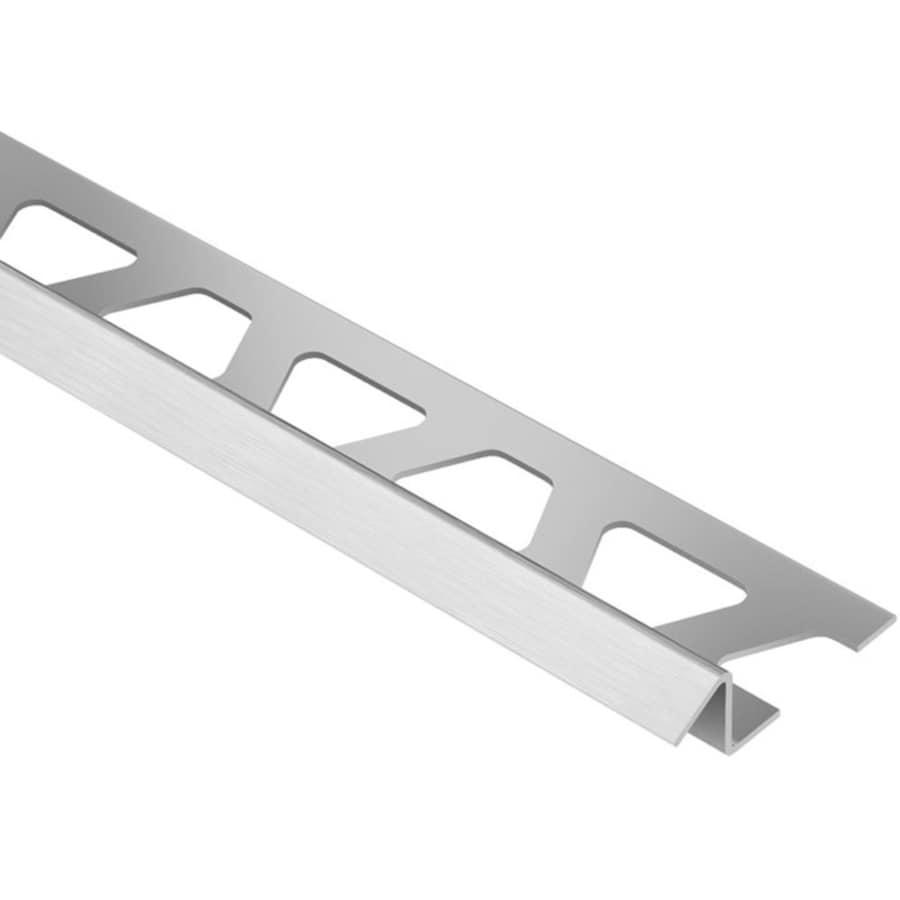 Shop Schluter Systems 0 375 In W X 98 5 In L Steel